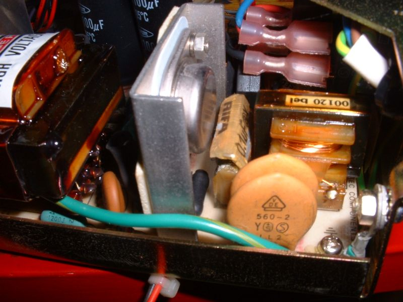 BBC MICRO MODEL A /& B POWER SUPPLY REPAIR CAPACITORS